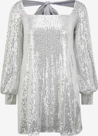 Missguided (Petite) Kleid in silber, Produktansicht