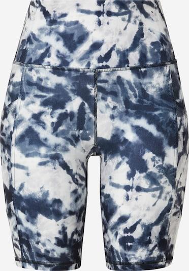 Pantaloni sport 'BRENDA' Marika pe navy / albastru porumbel / alb, Vizualizare produs