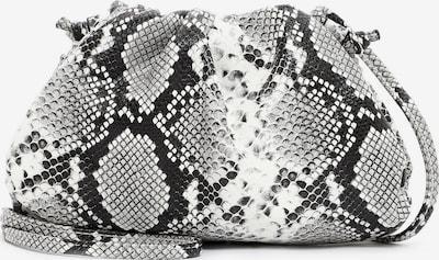TAMARIS Poche ventrale 'Cynthia' en noir / blanc, Vue avec produit