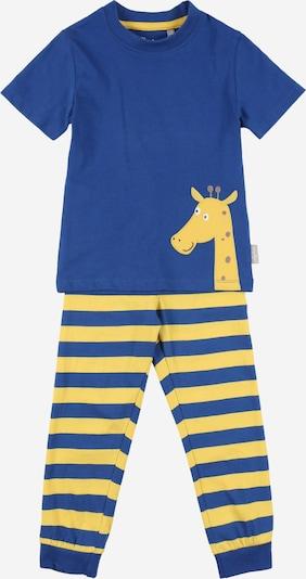 SIGIKID Pidžama zils / dzeltens, Preces skats