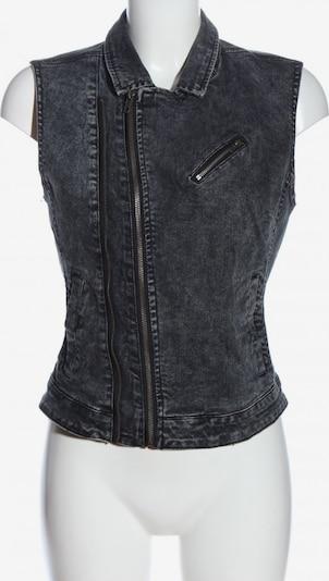 ONLY Jeansweste in M in hellgrau, Produktansicht