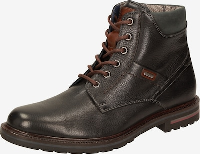 SIOUX Boots 'Dilip-713' in braun / dunkelbraun, Produktansicht