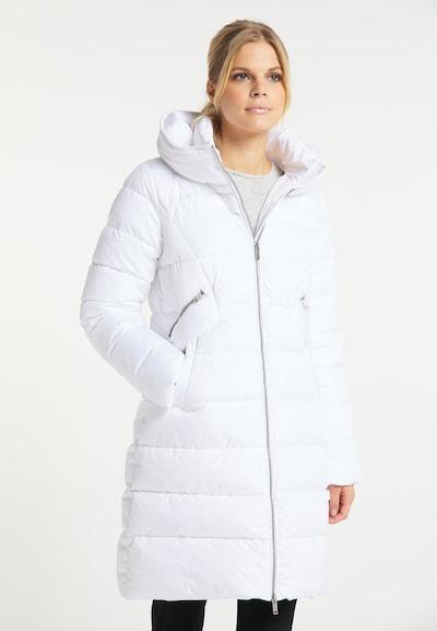 usha WHITE LABEL Mantel in naturweiß, Modelansicht