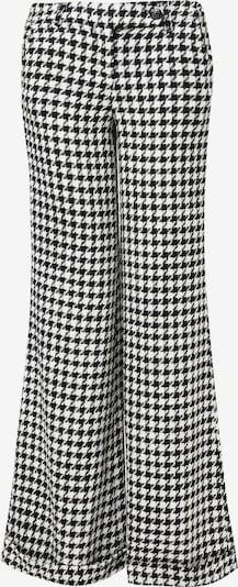 Madam-T Palazzohose 'CHELSEA' in schwarz / weiß, Produktansicht