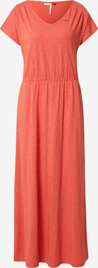 Rochie de vară 'DWYN' Ragwear pe roșu orange / alb, Vizualizare produs