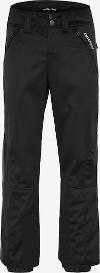 CHIEMSEE Outdoorové nohavice 'PLANAKA PEAK' - sivá melírovaná / čierna, Produkt
