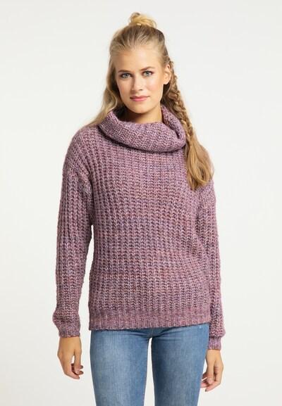 usha FESTIVAL Pullover in beere / mischfarben, Modelansicht