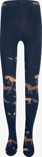 EWERS Strumpfhose in navy / mischfarben, Produktansicht
