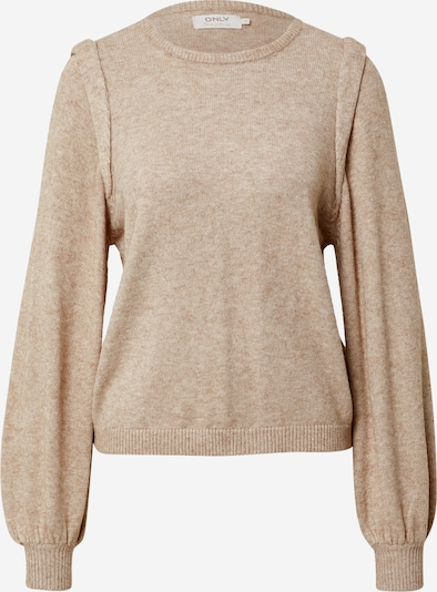 ONLY Pullover 'Mica' in beige, Produktansicht