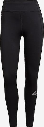 ADIDAS PERFORMANCE Sportbroek in de kleur Zwart / Wit, Productweergave