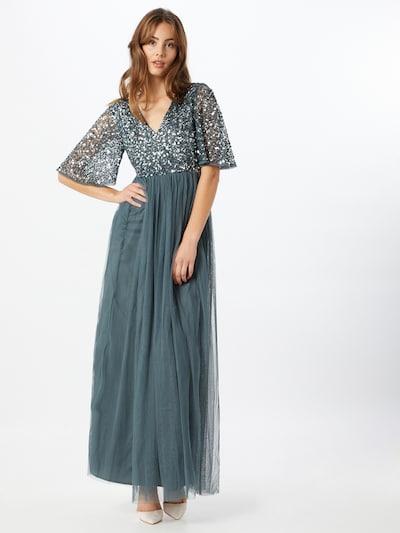 Maya Deluxe Společenské šaty - světle zelená, Model/ka