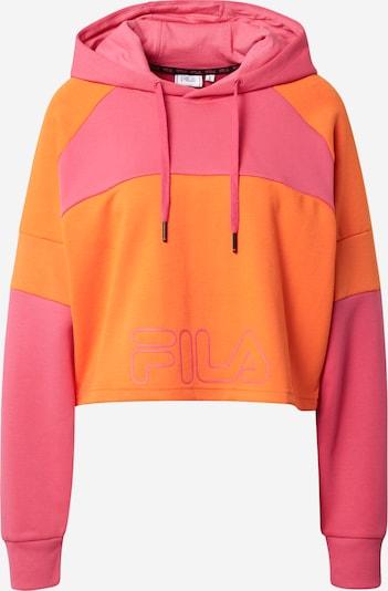 FILA Sweatshirt 'Petra' in Orange / Pink, Item view