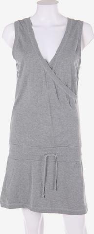 HESSNATUR Dress in S-M in Grey