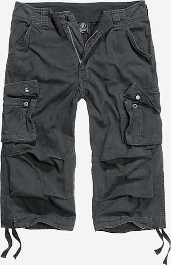 Brandit Hose in schwarz, Produktansicht