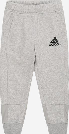 ADIDAS PERFORMANCE Sportbroek in de kleur Lichtgrijs / Zwart, Productweergave