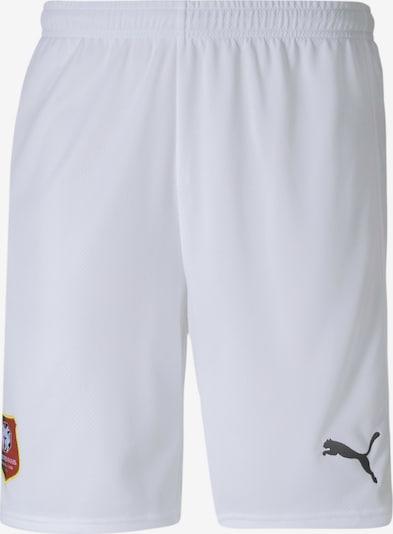 PUMA Sportbroek in de kleur Wit, Productweergave