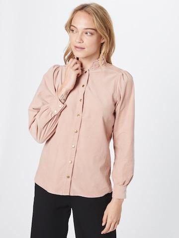 Maison 123 Bluse 'JERALDINE' in Pink
