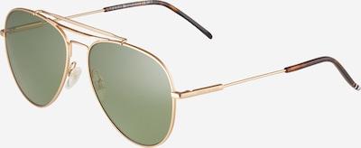 Ochelari de soare '1709/S' TOMMY HILFIGER pe maro / auriu / verde, Vizualizare produs