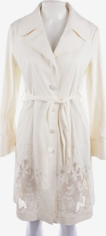 Blumarine Jacket & Coat in M in White