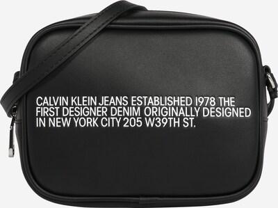 Calvin Klein Jeans Õlakott must / valge, Tootevaade