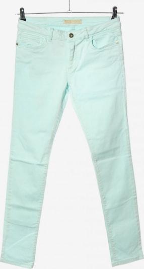 ZARA Skinny Jeans in 29 in türkis, Produktansicht