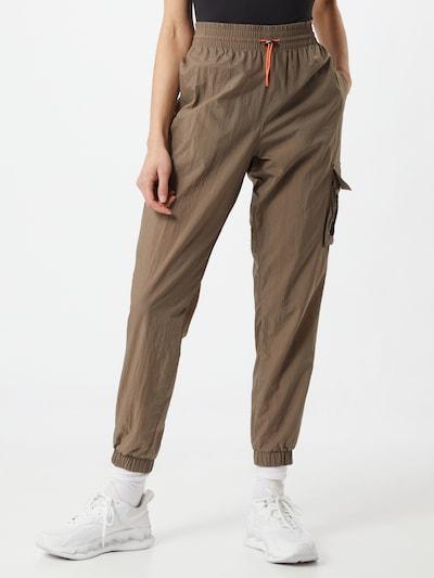 REEBOK Sportovní kalhoty 'Hannah' - šedobéžová, Model/ka
