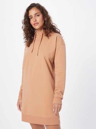 ABOUT YOU Dress 'Aurelie' in Camel, View model