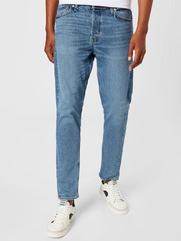 JACK & JONES Jeans 'Fred' in Blau