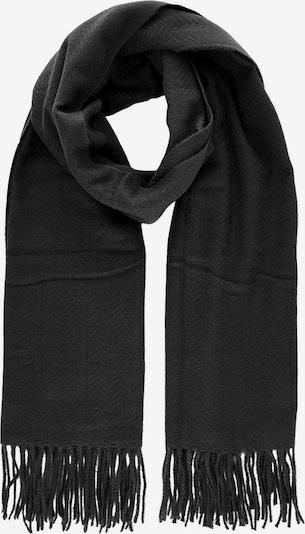 PIECES Sjaal 'Kial' in de kleur Zwart, Productweergave