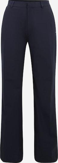 J.Lindeberg Sporthose 'Evertine' in navy / weiß, Produktansicht