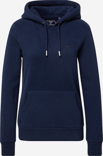 Superdry Sweatshirt in marine, Produktansicht