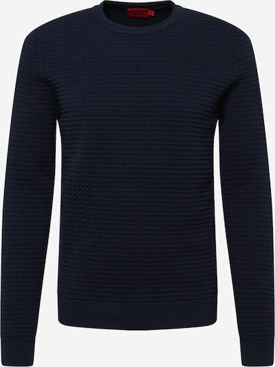 Megztinis 'Sbuble' iš HUGO, spalva – nakties mėlyna, Prekių apžvalga