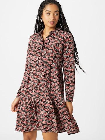 ONLY Košeľové šaty 'LARRY' - zmiešané farby