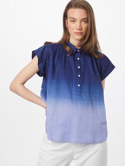 Bluză GAP pe albastru / albastru deschis, Vizualizare model