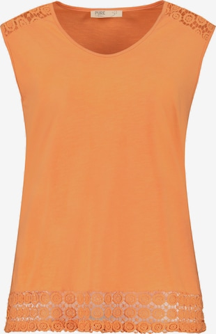 Ulla Popken Top in Orange