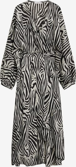 MANGO Kleid in schwarz / weiß, Produktansicht