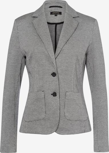 MORE & MORE Blazer in schwarz / weiß, Produktansicht