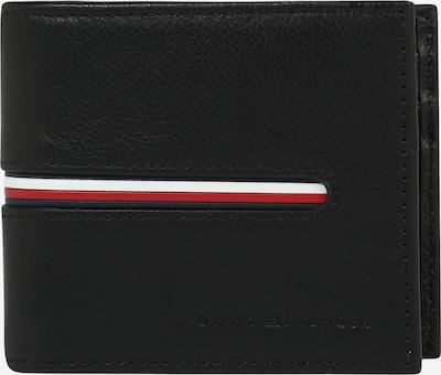 TOMMY HILFIGER Peňaženka 'Downtown' - námornícka modrá / červená / čierna / biela, Produkt