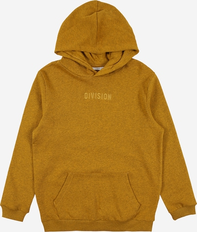 NAME IT Sweatshirt 'VISKO' in goldgelb, Produktansicht