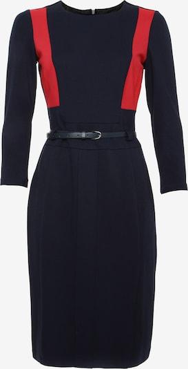 Madam-T Kleid 'AMBONA' in blau / rot, Produktansicht