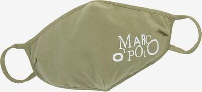 Marc O'Polo Stoffmaske in grün, Produktansicht