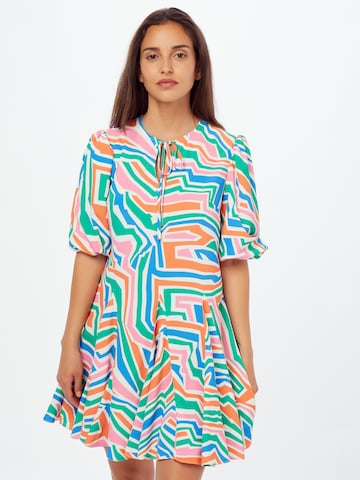 GLAMOROUS Summer Dress in Mixed colors