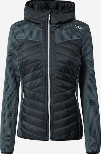 CMP Outdoorová bunda - čierna / biela, Produkt