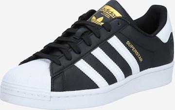 ADIDAS ORIGINALS Sneakers laag 'Superstar' in Zwart