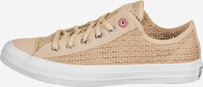 CONVERSE Schuhe in beige, Produktansicht