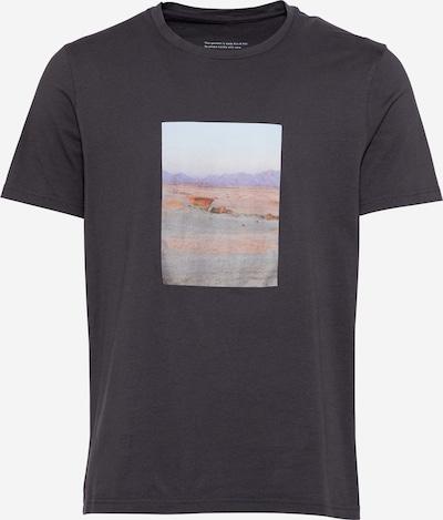 ARMEDANGELS Shirt 'JAAMES DESERT PHOTO' in de kleur Gemengde kleuren / Zwart, Productweergave