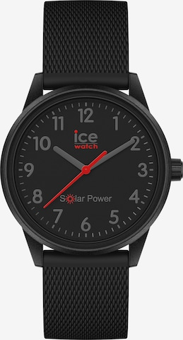 ICE WATCH Analog Watch in Black