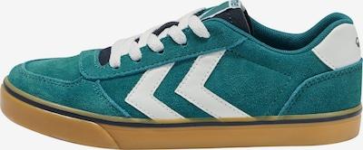 Hummel Sneaker in türkis / weiß, Produktansicht