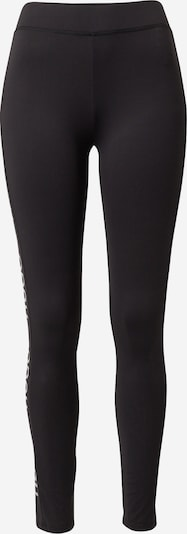 HUGO Leggings 'Neflective' en gris / negro, Vista del producto