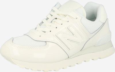 new balance Zemie brīvā laika apavi '574' balts, Preces skats